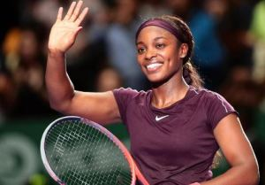 American Sloane Stephens has parted ways with her coach Sven Groeneveld