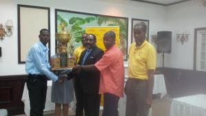 Volvo FC pockets lion share at St.Ann FA/Captains Bakery football presentations
