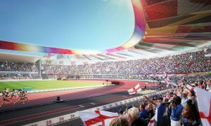 The Birmingham 2022 Commonwealth Games will cost 778 million pounds
