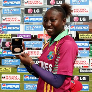 Stafanie Taylor nominated for ICC award
