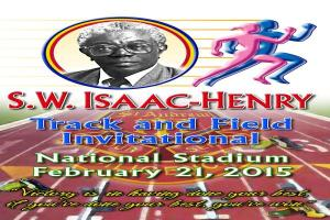 Sw Isaac Henry Track meet set to run off tomorrow