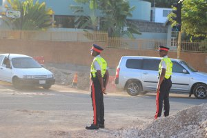 Three cops charged with breaches of the Corruption Prevention Act