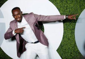 Usain Bolt goes Soca