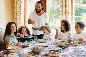Ziggy Marley and family star in Uggs Christmas campaign