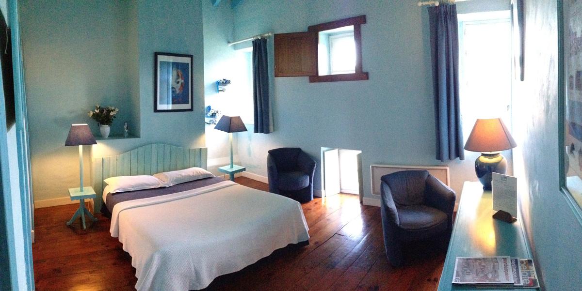 Chambre Bleue Irigoian