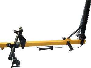 Chassis richtunit type swinger