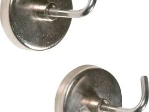 Magneet haakjes 20 stuks