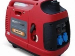 Benzine generator gedempt 2000 Watt