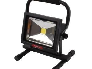 Schijnwerper LED draadloos draagbaar en magnetisch 20W