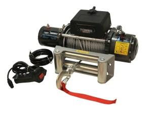 Elektrische lier 12V 8000 LBS 3629kg
