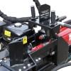 Houtklover 35 Ton met benzine motor