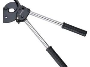 Kabelkniptang met ratel 300 mm^2