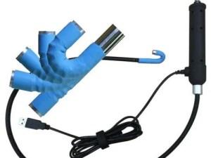 Flexibele endoscoop