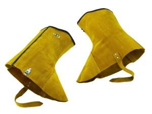 Schoen- en scheenbeschermers