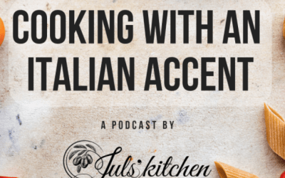 Comfort food podcast by Giulia Scarpaleggia
