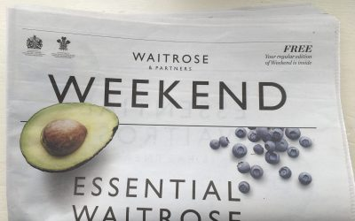 In Waitrose Weekend