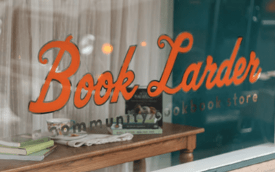 In conversation with the Book Larder in Seattle