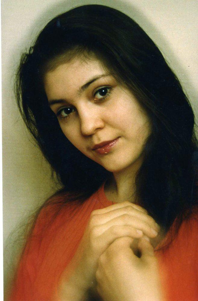 Irina Kulikova during Moscow years