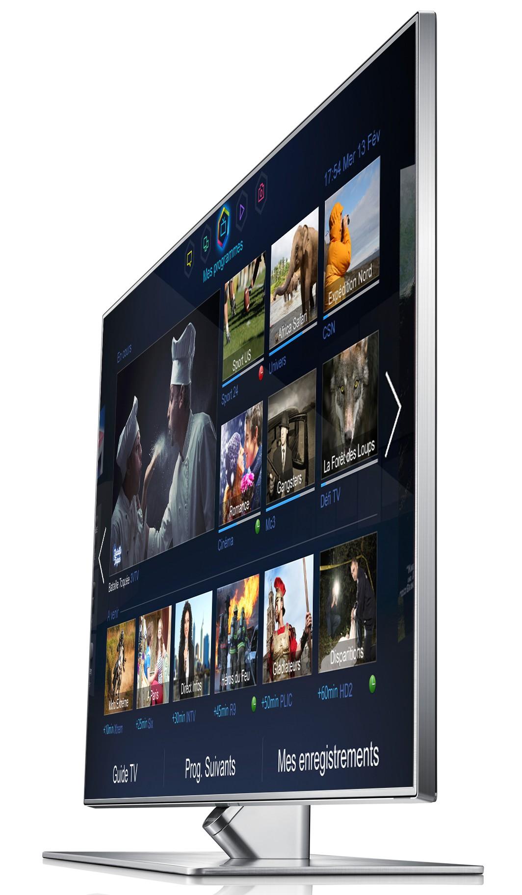 smart tv 3d samsung serie 7 led full hd