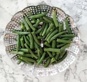 CSA Week 7 and Easy Steamed Green Beans