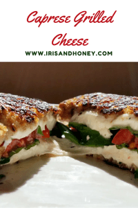 CSA Week 14 and Caprese Grilled Cheese