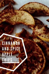 CSA Week 15 & Cinnamon and Spice Apple Chips