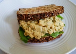 Chipotle and Honey Egg Salad