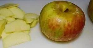 slow cooker cinnamon apples slices