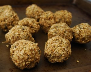 No Bake Nut Butter Oat Bites