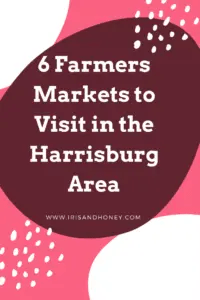 farmers markets in the Harrisburg area