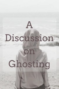 A Discussion on Ghosting