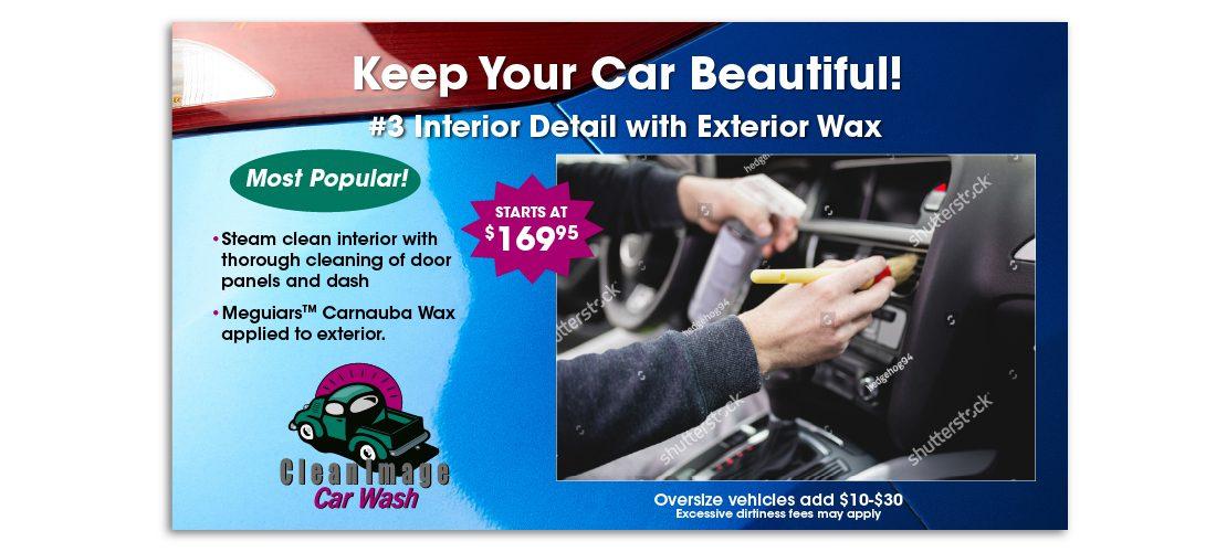 Clean Image Car Wash