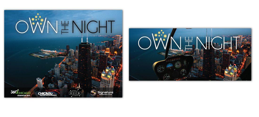 Own The Night Digital Advertising
