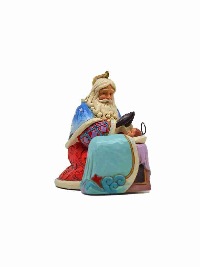 Immagini per la prossima festa: Babbo Natale Con Gesu Bambino Iris Bomboniere 4041110