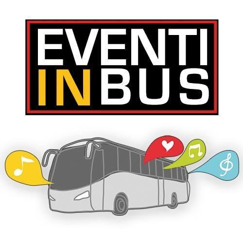 logo di eventi in bus