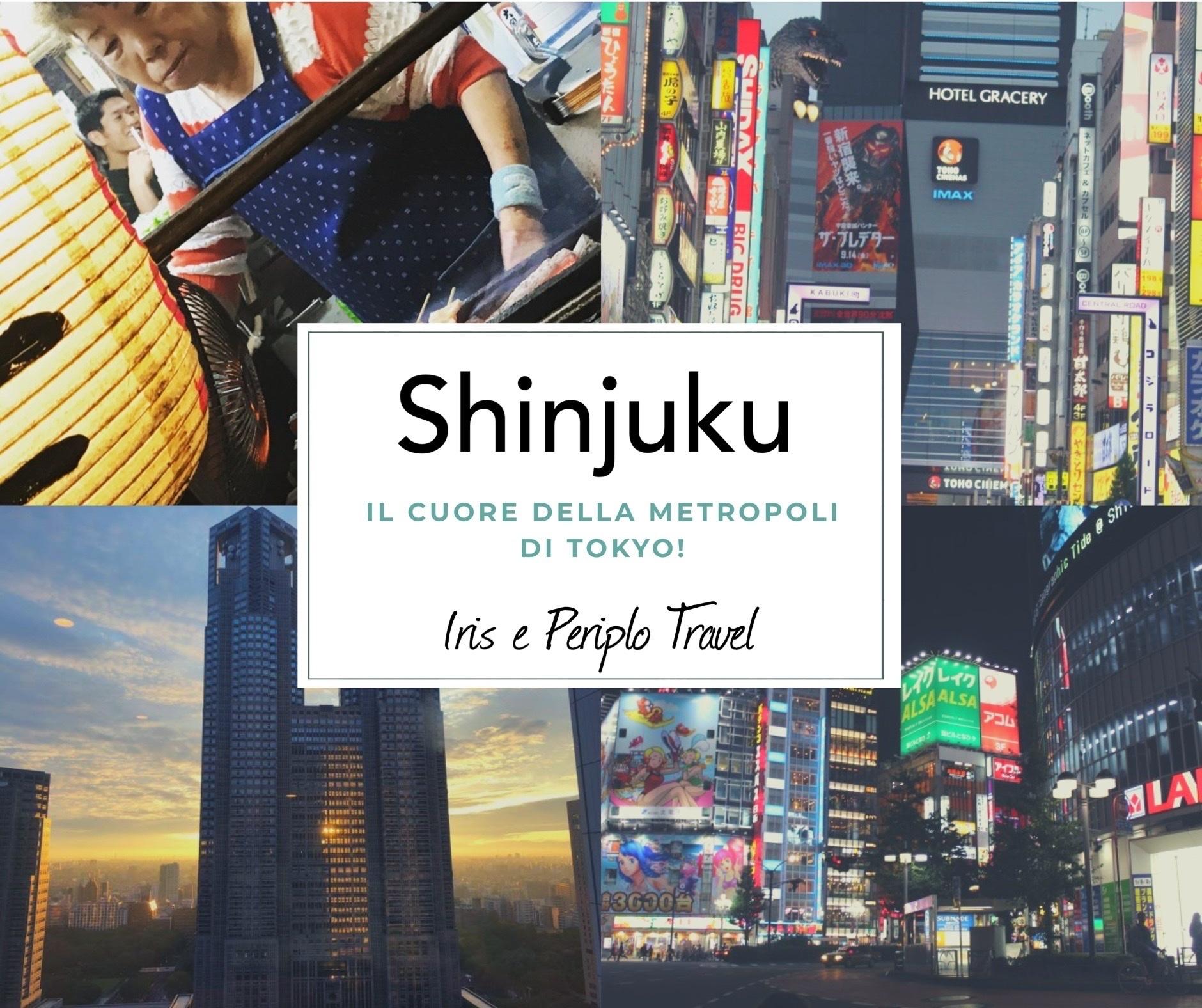 copertina shinjuku