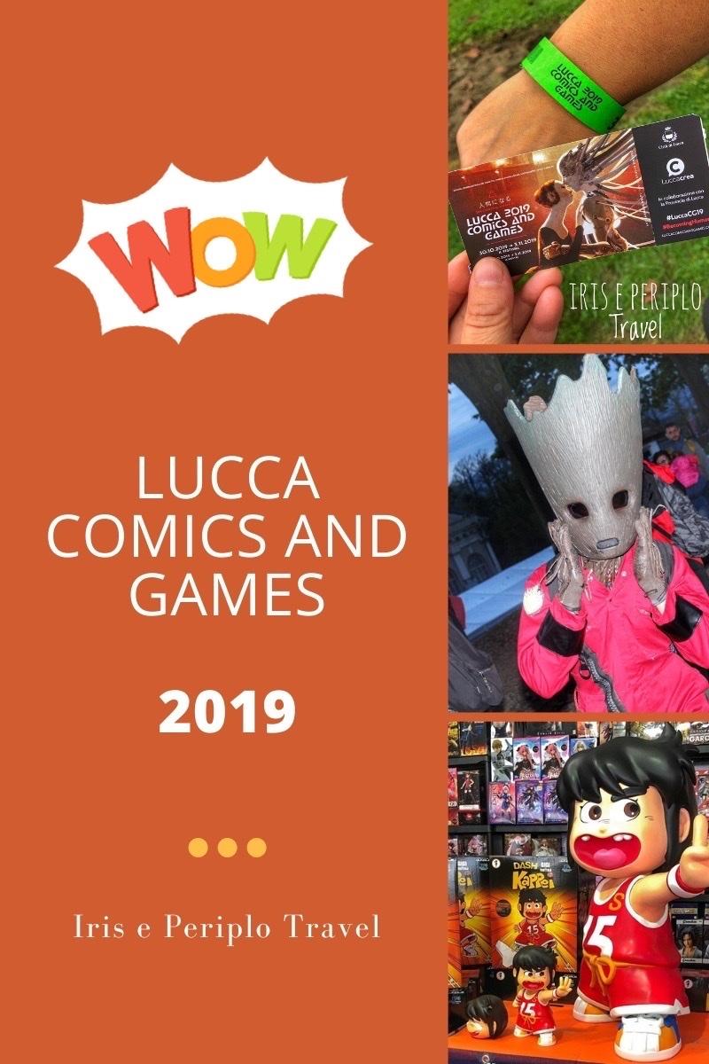 copertina lucca comics