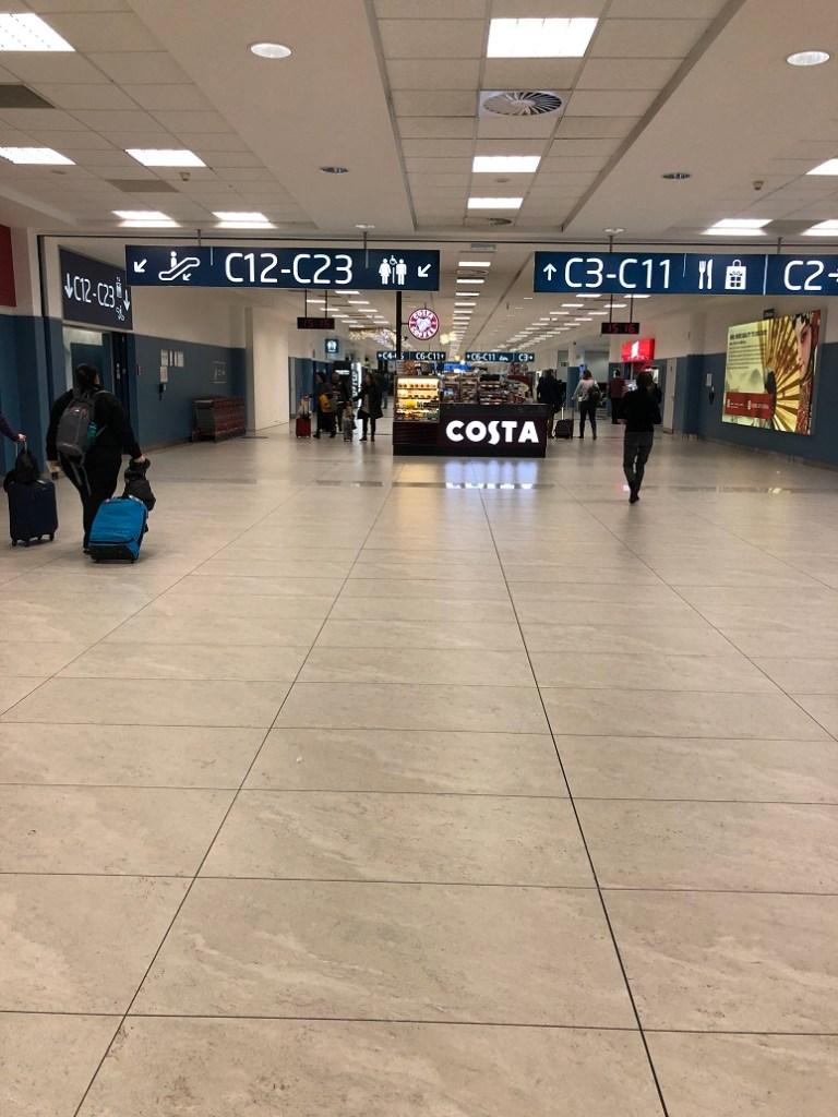 praga collegamento aeroporto città