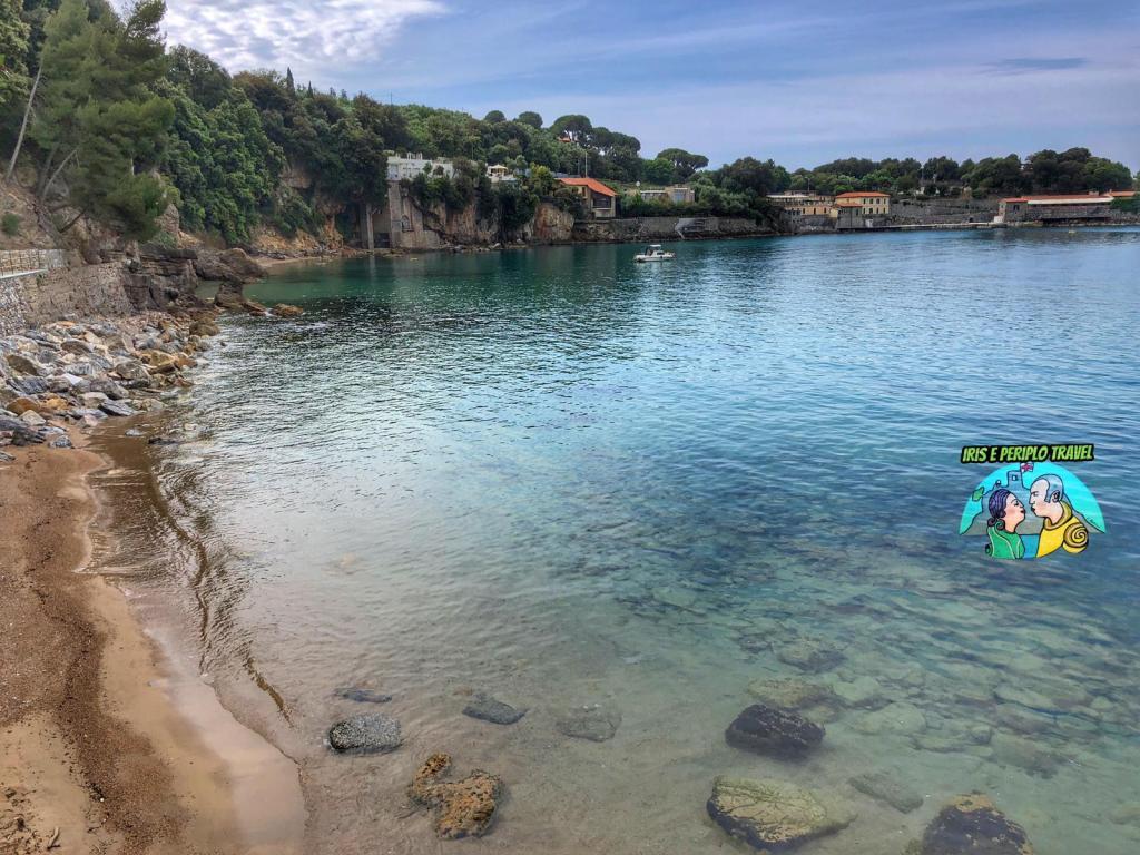 lerici le dieci spiagge