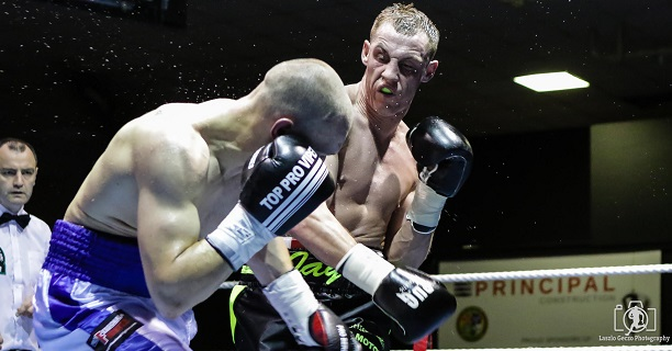Byrne to compete in a fourth title fight once he gets his own promotion out of the way.