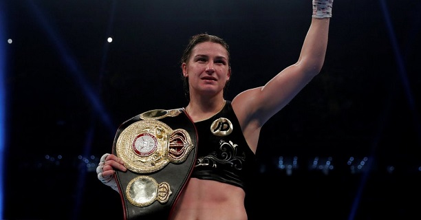 Katie Taylor defends her WBA title in London on December 13