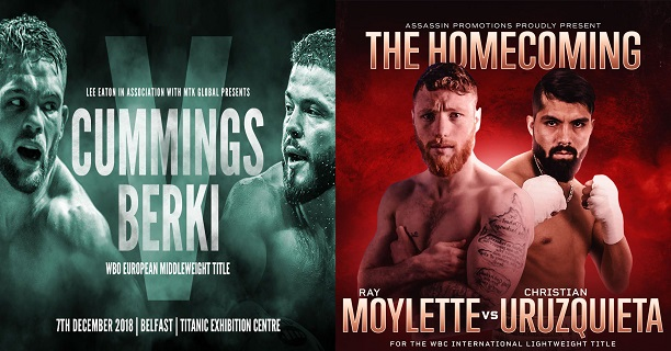 How to Watch Irish Boxing's Friday Fight Nights -