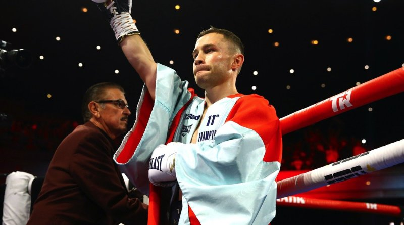 Pay it forward – Carl Frampton reveals plans to give back to 'my people'