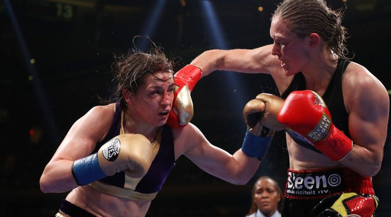 """Persoon promises plan to deal with Katie Taylor's """"anti-boxing"""""""