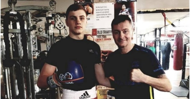 American promoters snap up young Dublin prospect