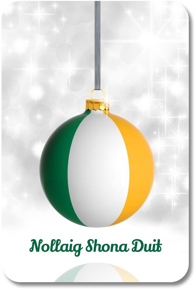 Irish Christmas Sayings Sending Heartfelt Irish Christmas