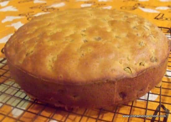 Brack Cake Recipe