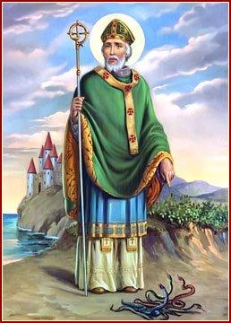 San Patricio Or Saint Patrick