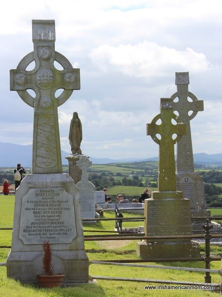 Celtic Crosses at Cashel