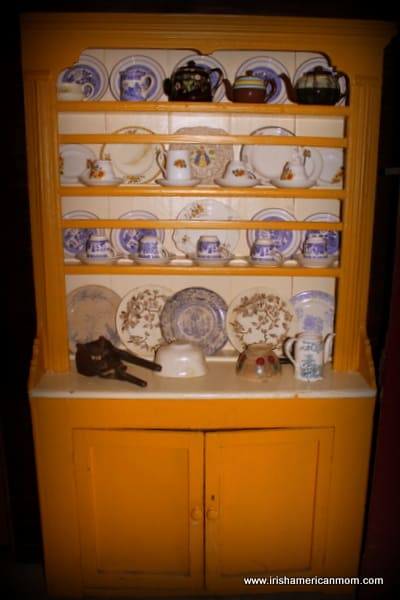 Irish Cottage Kitchens Of Days Gone By Irish American Mom
